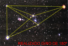 Nueva pirámide de Orión