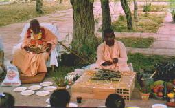 Ceremonia por Puri Maharas ( Fot. P.Amorós)