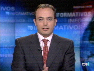 Imagen del Informativo de RTVE